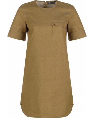 Платье весеннее зеленый The Fifth Label