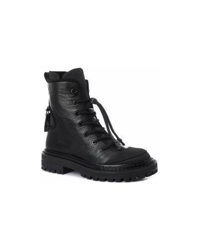 Черные ботинки Tendance