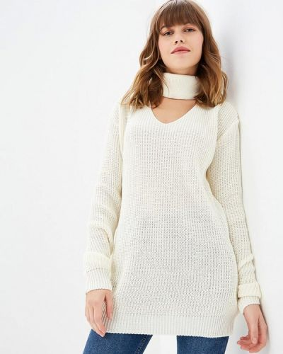 Белый свитер Glamorous