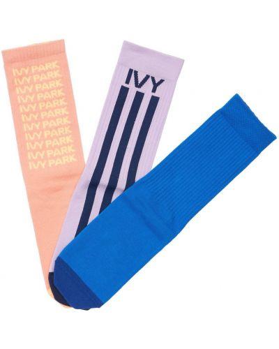 Розовые носки Adidas X Ivy Park