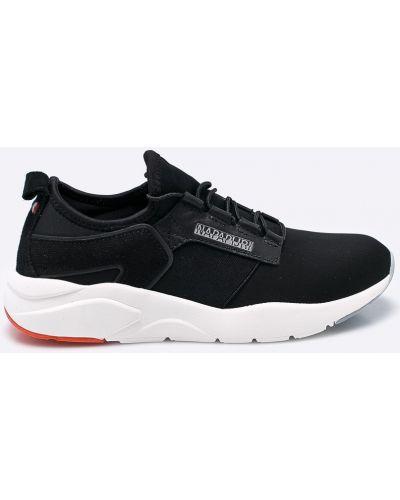 Черные кроссовки Napapijri