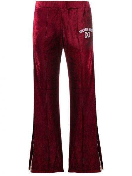 Спортивные брюки с поясом с карманами Golden Goose