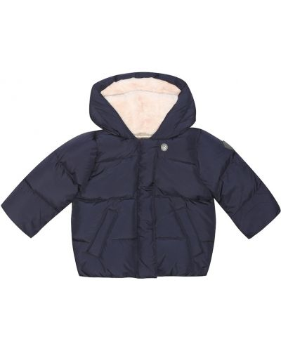 Куртка синий пуховый Bonpoint
