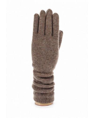 Бежевые перчатки Piazza Italia