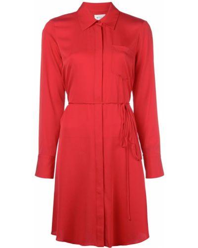 Платье миди на пуговицах платье-рубашка Milly