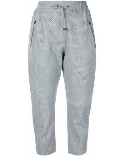 Укороченные брюки с карманами с перфорацией Ecaille