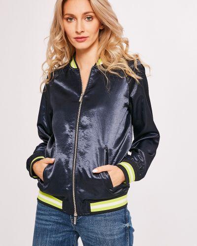 Куртка укороченная с вышивкой Armani Exchange