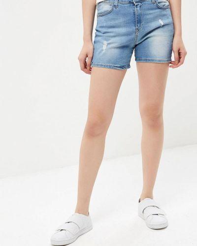 Голубые джинсовые шорты Phard