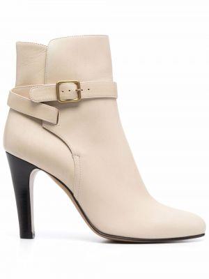 Кожаные ботинки Michel Vivien