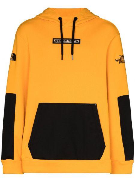 Bluza z nadrukiem z printem - czarna The North Face Black Series