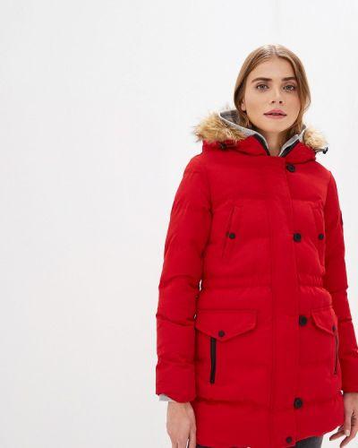 Утепленная куртка демисезонная осенняя Brave Soul
