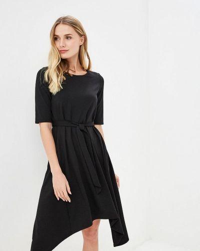 Черное джинсовое платье Numinou