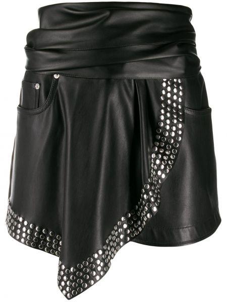 Короткие шорты - черные Alexander Wang
