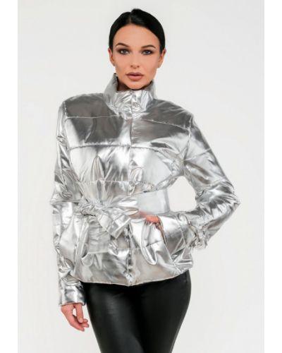 Утепленная куртка демисезонная осенняя Modniy Oazis