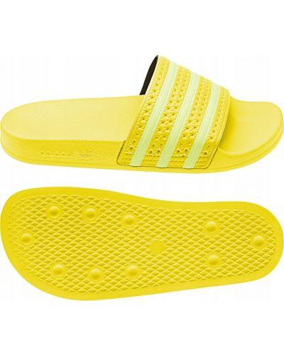 Włókienniczy klapki Adidas