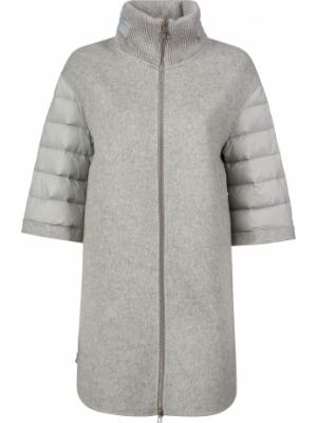 Пальто с капюшоном Diego M