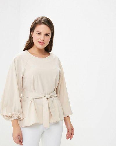 Блузка бежевый Sparada