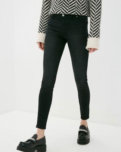 Черные джинсы-скинни узкого кроя Haily's