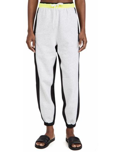 Ватные флисовые брюки на резинке P.e Nation