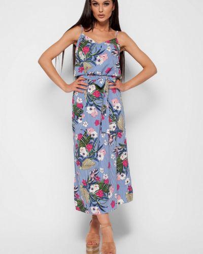 Платье миди весеннее Karree