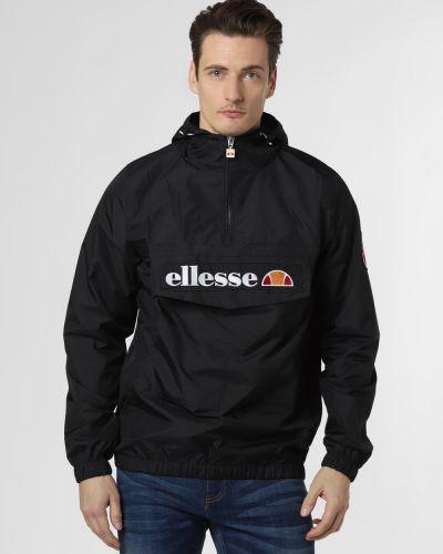 Czarna kurtka vintage Ellesse
