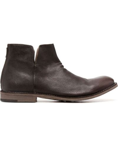 Ankle boots, brązowy Officine Creative