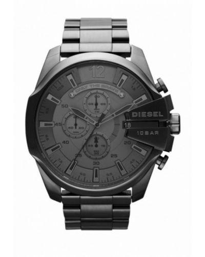 Часы серебряный Diesel