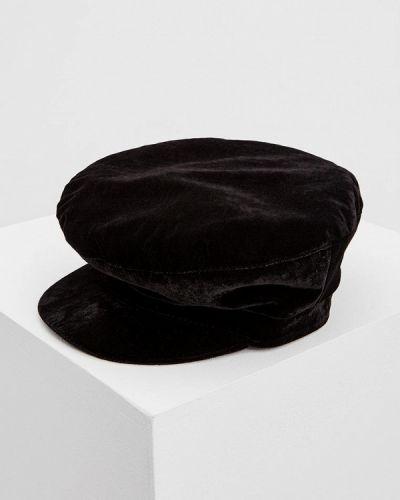 Черная кепка Coccinelle
