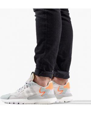 Текстильные кроссовки беговые мятные Adidas Originals