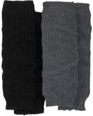 Черные колготки эластичные Bonprix