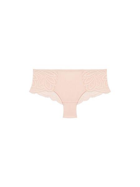 Хлопковые розовые шорты Lejaby