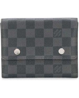 Кожаная сумка с леопардовым принтом с принтом Louis Vuitton