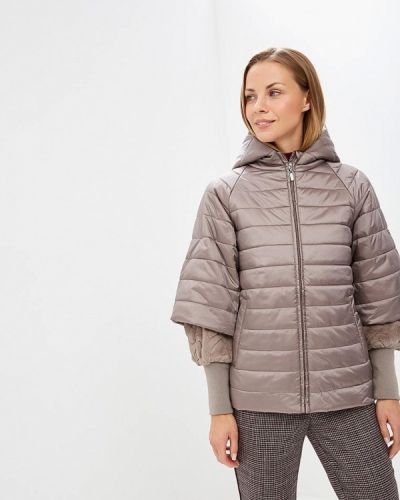 Зимняя куртка утепленная осенняя Sela