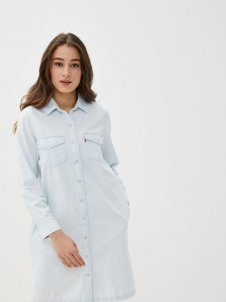 Джинсовое платье весеннее Levi's®