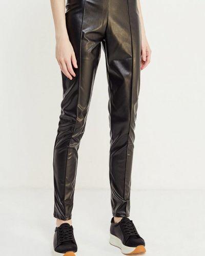 Черные брюки повседневные Coquelicot