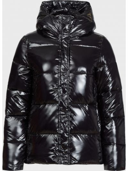 Черная куртка на кнопках с подкладкой Gianfranco Ferre