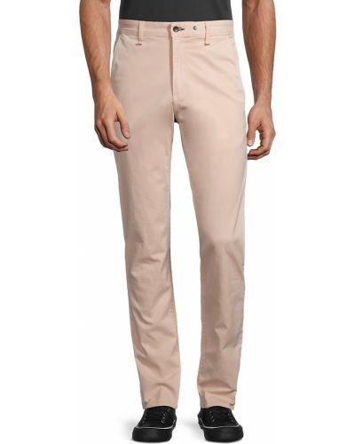 Spodnie z paskiem bawełniane Rag & Bone