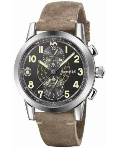 Czarny zegarek Eberhard & Co.