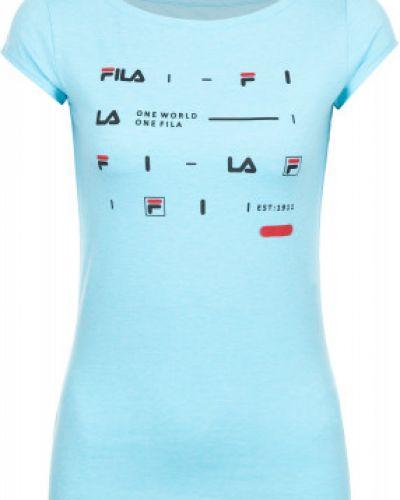 Спортивная футболка приталенная Fila