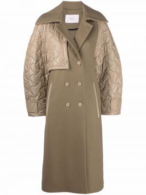 Стеганое пальто Tela