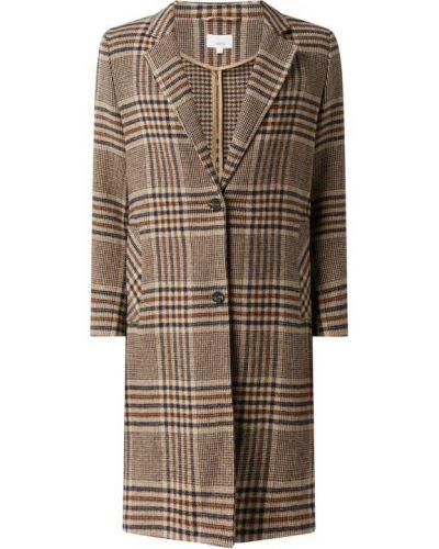 Brązowy płaszcz wełniany Jake*s Collection