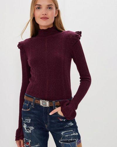 Фиолетовый свитер Polo Ralph Lauren