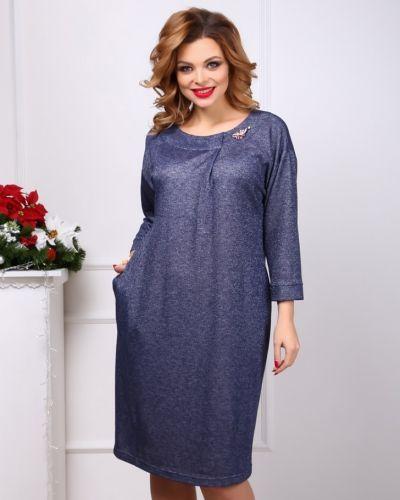 Платье миди на торжество платье-сарафан Ellcora