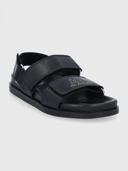 Кожаные сандалии Allsaints