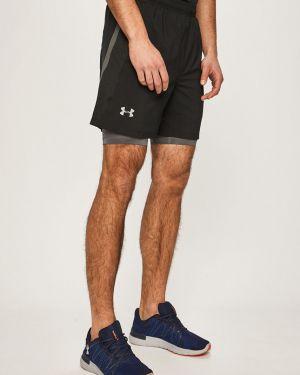 Спортивные шорты на резинке с подкладкой Under Armour