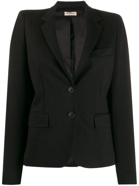 Черный пиджак Blanca