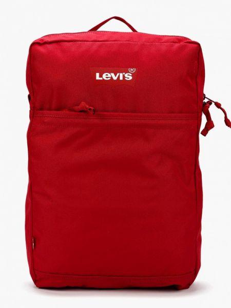 Рюкзак городской красный Levi's®