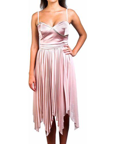 Розовое платье Perspective