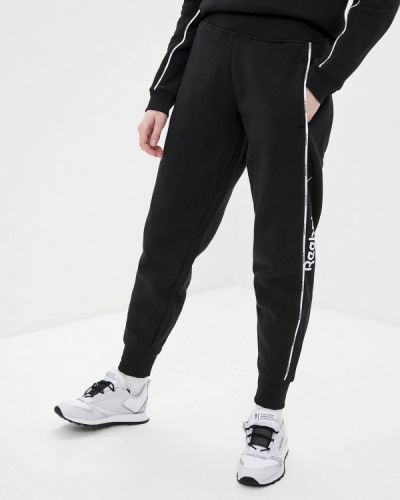 Черные классические брюки Reebok Classic