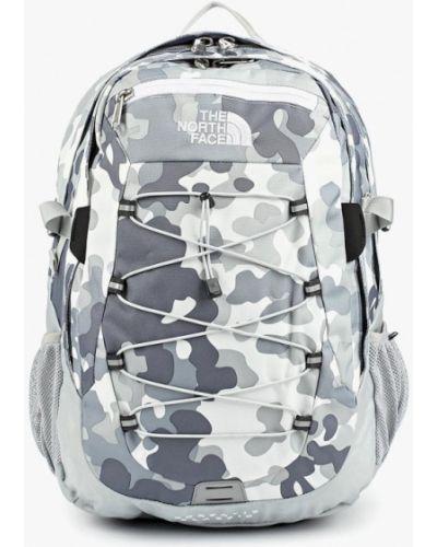 Серый рюкзак городской The North Face